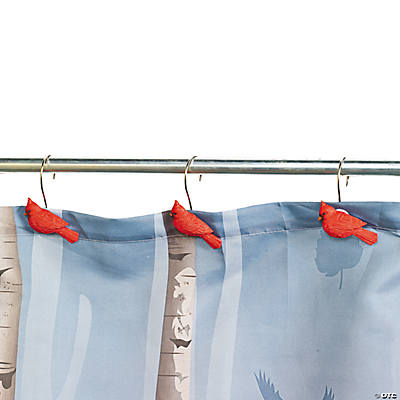 Cardinal Shower Curtain Hooks Oriental Trading Discontinued