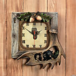Bear Lodge Clock