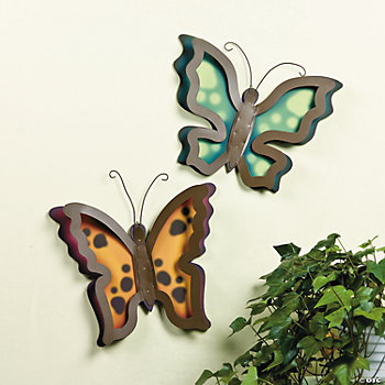 Butterflies with 3D Wings