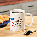 """Happy Father's Day"" Coffee Mug"