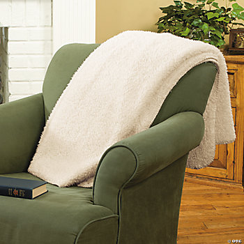 Serta® Mammoth Sherpa Throw