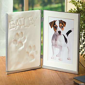 Dog Keepsake Frame Kit