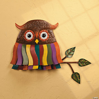 Owl Wall Decoration