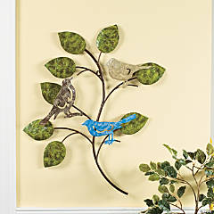 Bird Wall Décor