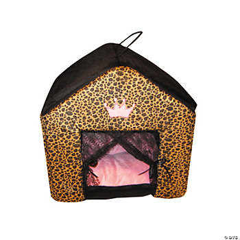 Plush Dog or Cat House
