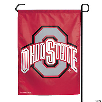 NCAA® Ohio State College Football Garden Flag