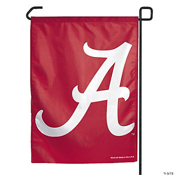 NCAA® Alabama College Football Garden Flag