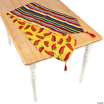 Fiesta Reversible Table Runner