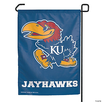 NCAA® Kansas College Football Garden Flag