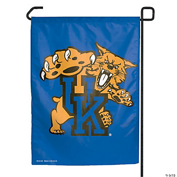 NCAA® Kentucky College Football Garden Flag