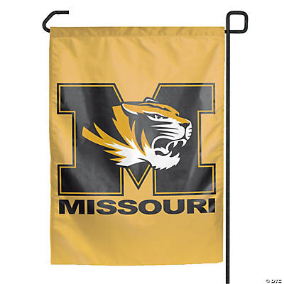NCAA® Missouri College Football Garden Flag