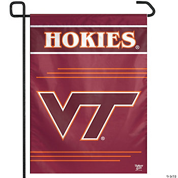 NCAA® Virginia Tech College Football Garden Flag