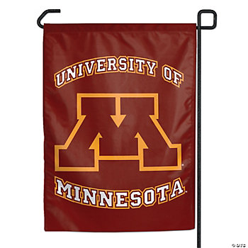 NCAA® Minnesota College Football Garden Flag