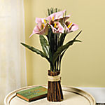 Standing Pink Calla Lilly Bundle