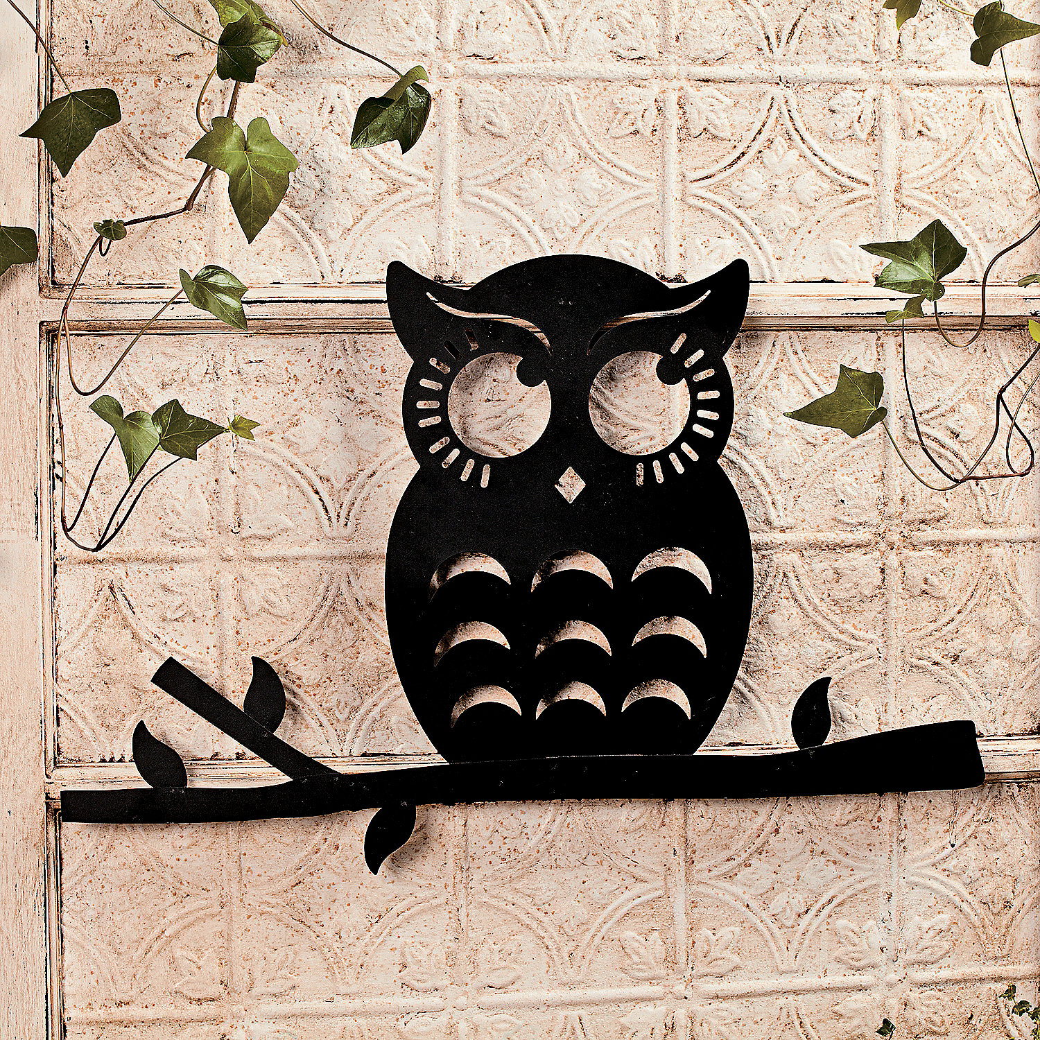 Home decor accents holiday decorations accessories for Owl decorations for the home