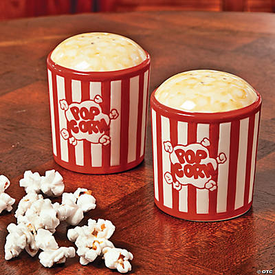 Popcorn Seasoning Shakers