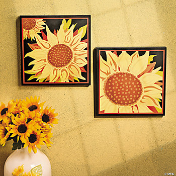 Sunflower Wall Decorations