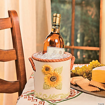 Sunflower Wine Cooler