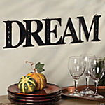 """Dream"" Wall Decoration"