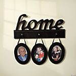"""Home"" Wall Decoration with Photo Frames"