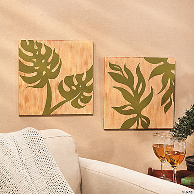Palm Leaf Wall Prints