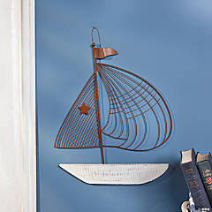 Ship Wall Décor