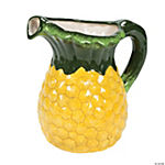 Pineapple-Shaped Pitcher