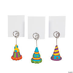 Birthday Hat Place Card Holders