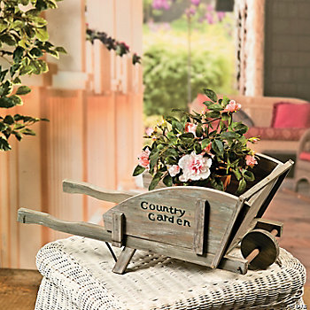 """Country Garden"" Wheelbarrow"