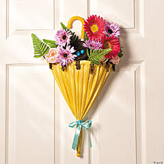 Spring Umbrella Wall Décor
