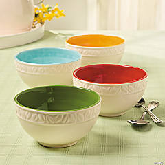 Spring Brights Bowl Set
