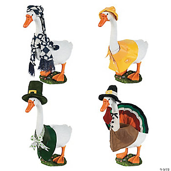 Seasonal Goose Wardrobe #2