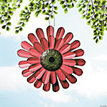 Pink Flower Birdhouse