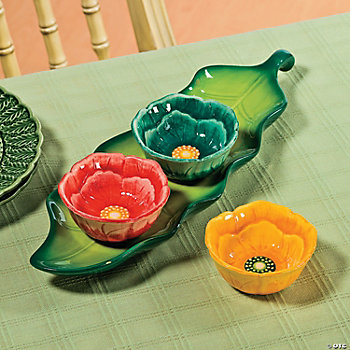 Petal Bowls Serving Set