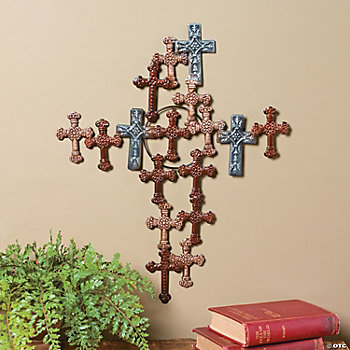 Cross Made of Crosses