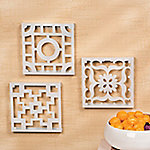 Laser-Cut Framed Wall Decor