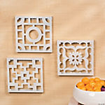 Laser-Cut Framed Wall Décor
