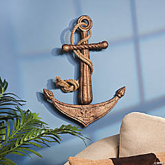 Anchor Wall Décor