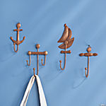 Sailboat Wall Hooks