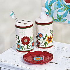 Spring Brights Bathroom Accessories