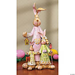 Bunny Mother & Children Tabletopper