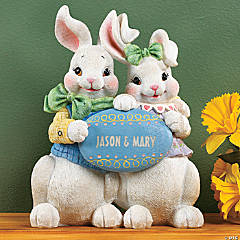 Personalized Bunny Couple