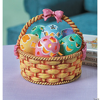 Easter Basket Light