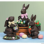 """Chocolate"" Bunnies"