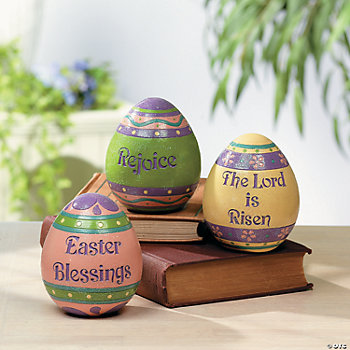 Inspirational Easter Eggs