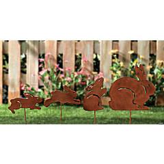 Bunny Garden Stakes