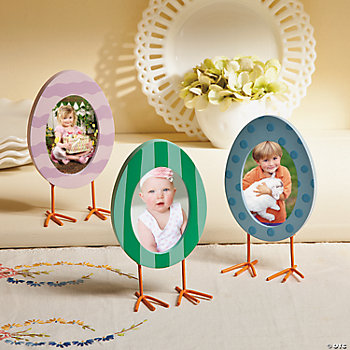 Egg-Shaped Frames