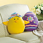 Easter Character Pillows
