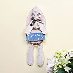 """Spring"" Bunny Sign"