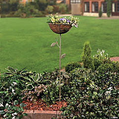 Bird's Nest Stake Planter